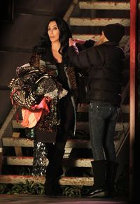 Cher-on-the-set-of-burlesque