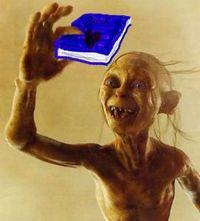 Gollum-book