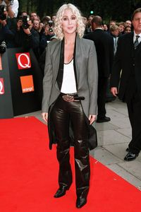 Oct 31 2001 Q awards london