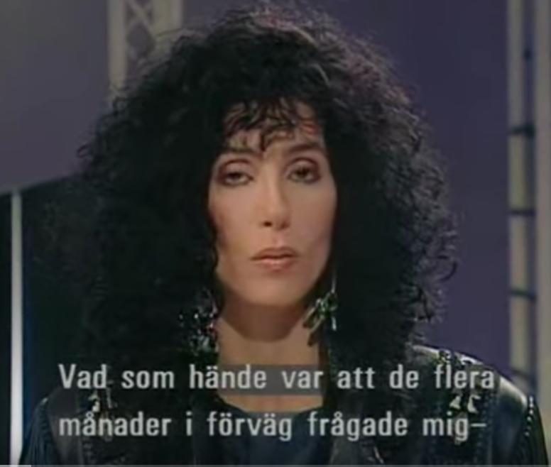 Cher80s