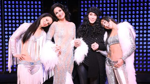 Cher-at-show