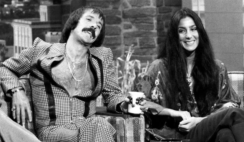The-tonight-show-sonny-cher-1975-everett