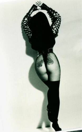 Cher's Butt by Herb Ritts